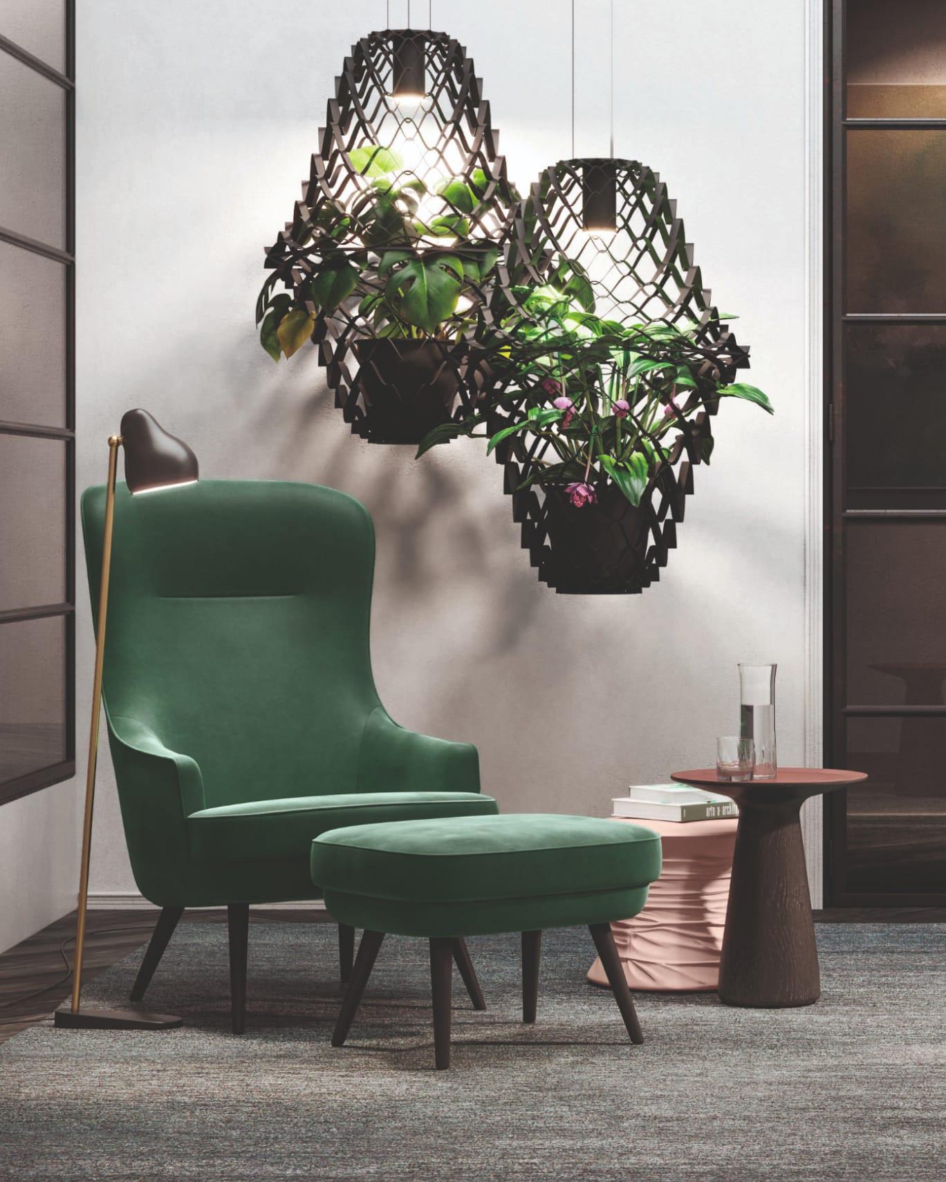 375 Relaxchair. Design: WalterK. Team.