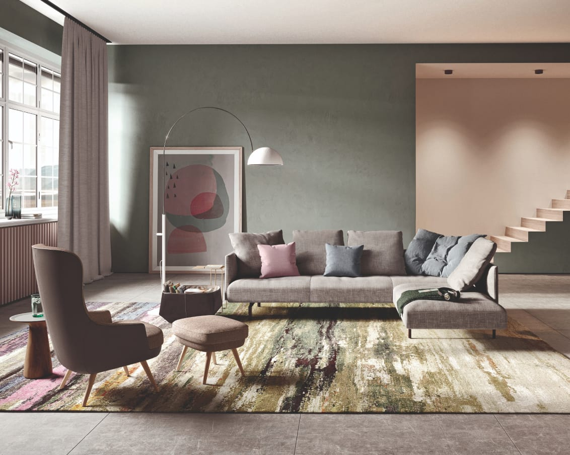 Muud Sofa. Design: EOOS.
